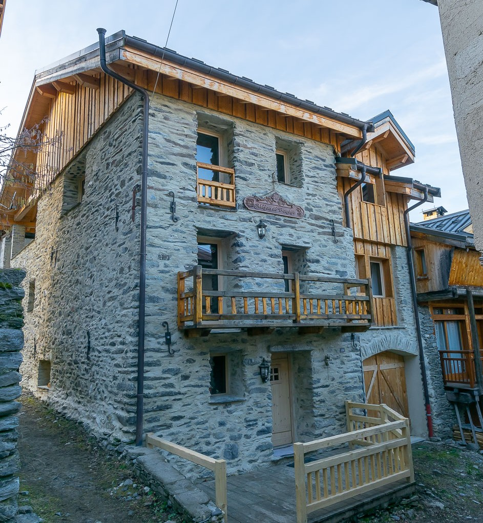 Superb village house near La Perrière Courchevel – THE 3 VALLEYS