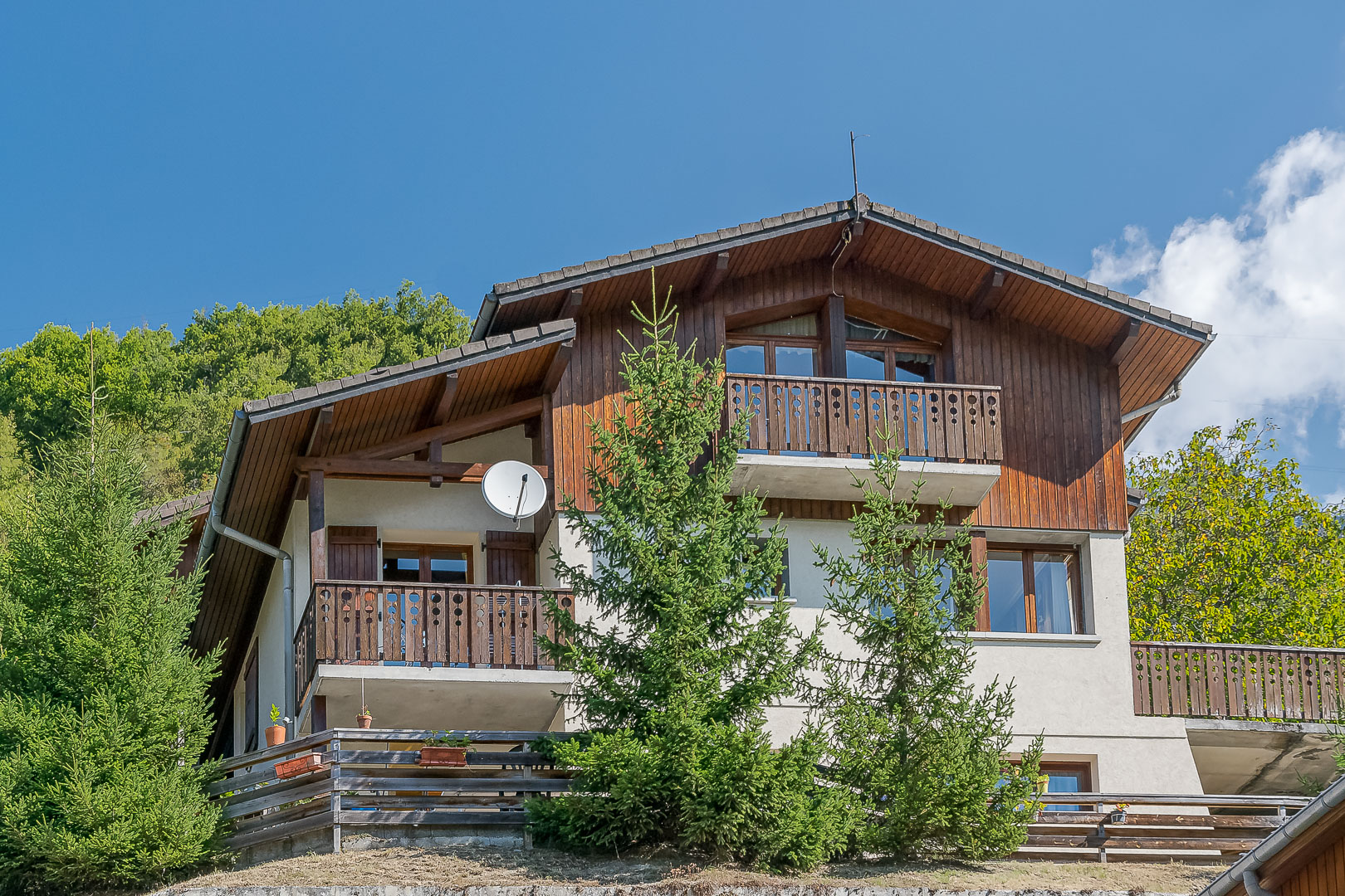 Chalet in a quiet location of Brides les Bains – THE 3 VALLEYS
