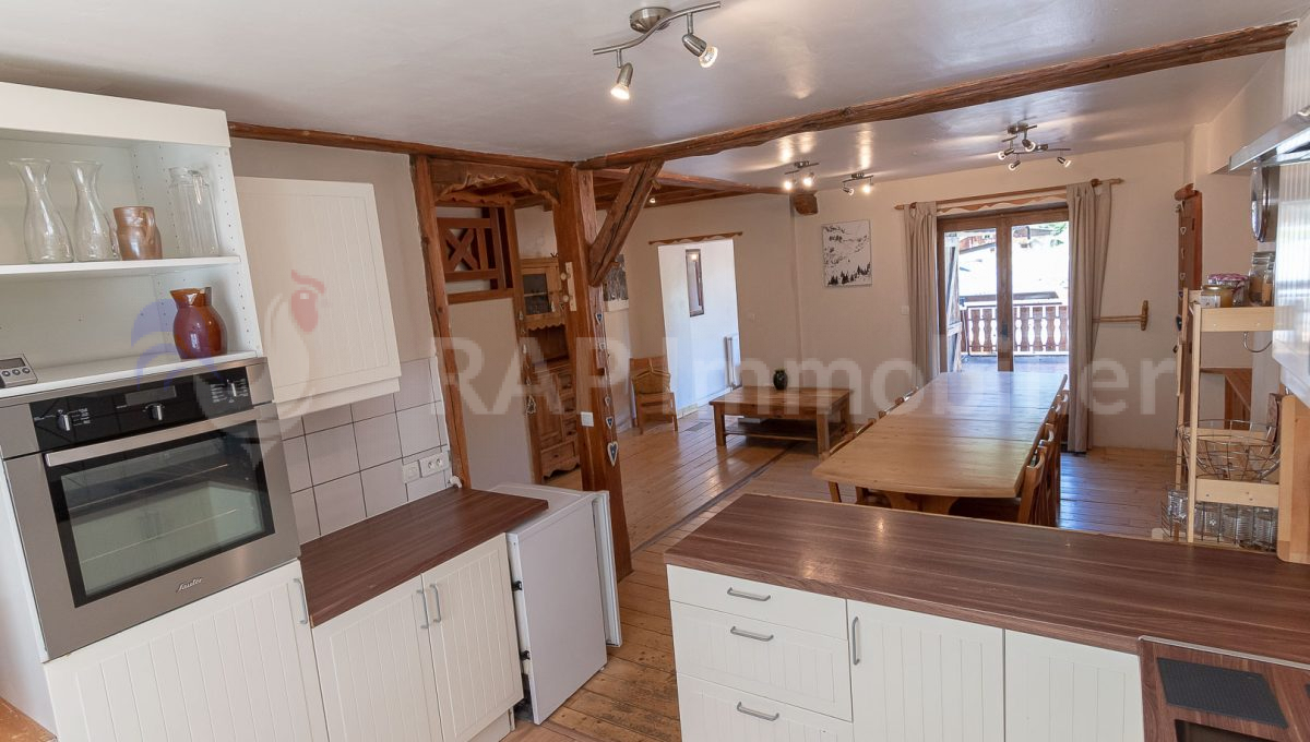 (1) Kitchen and dining room-14