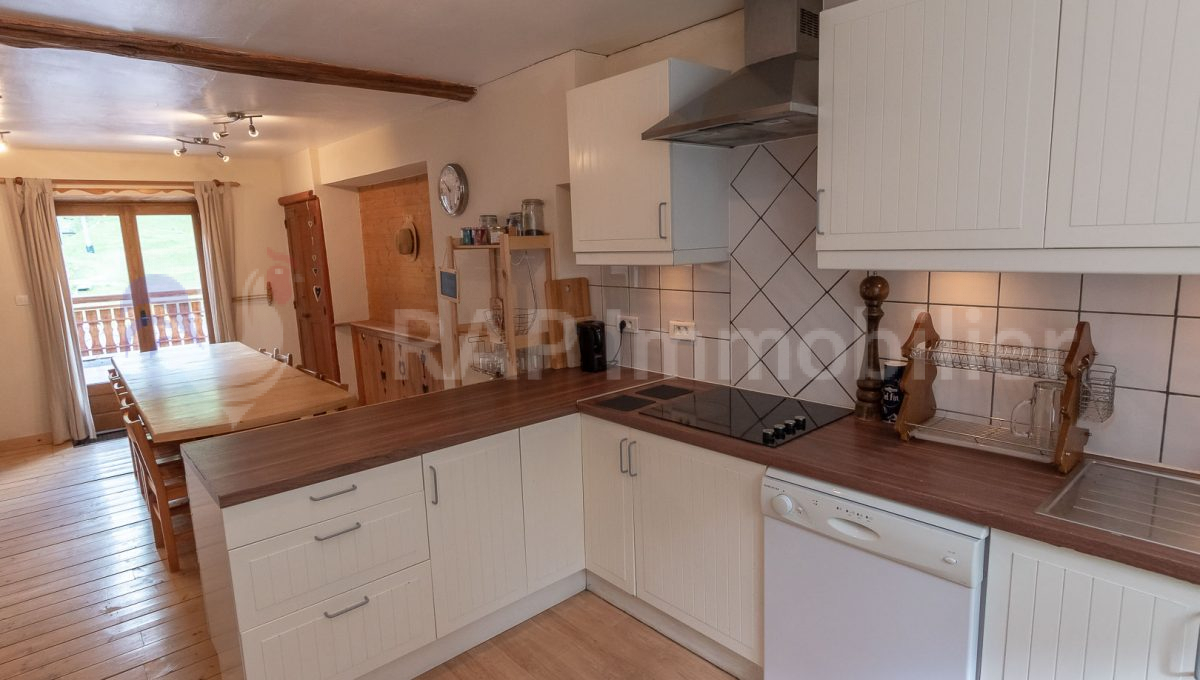 (51) Kitchen and dining room-6