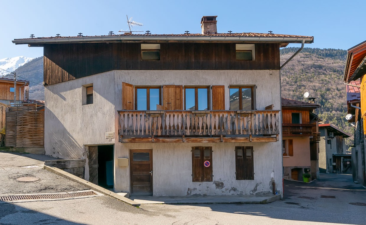 Village house LES BELLEVILLE – THE 3 VALLEYS