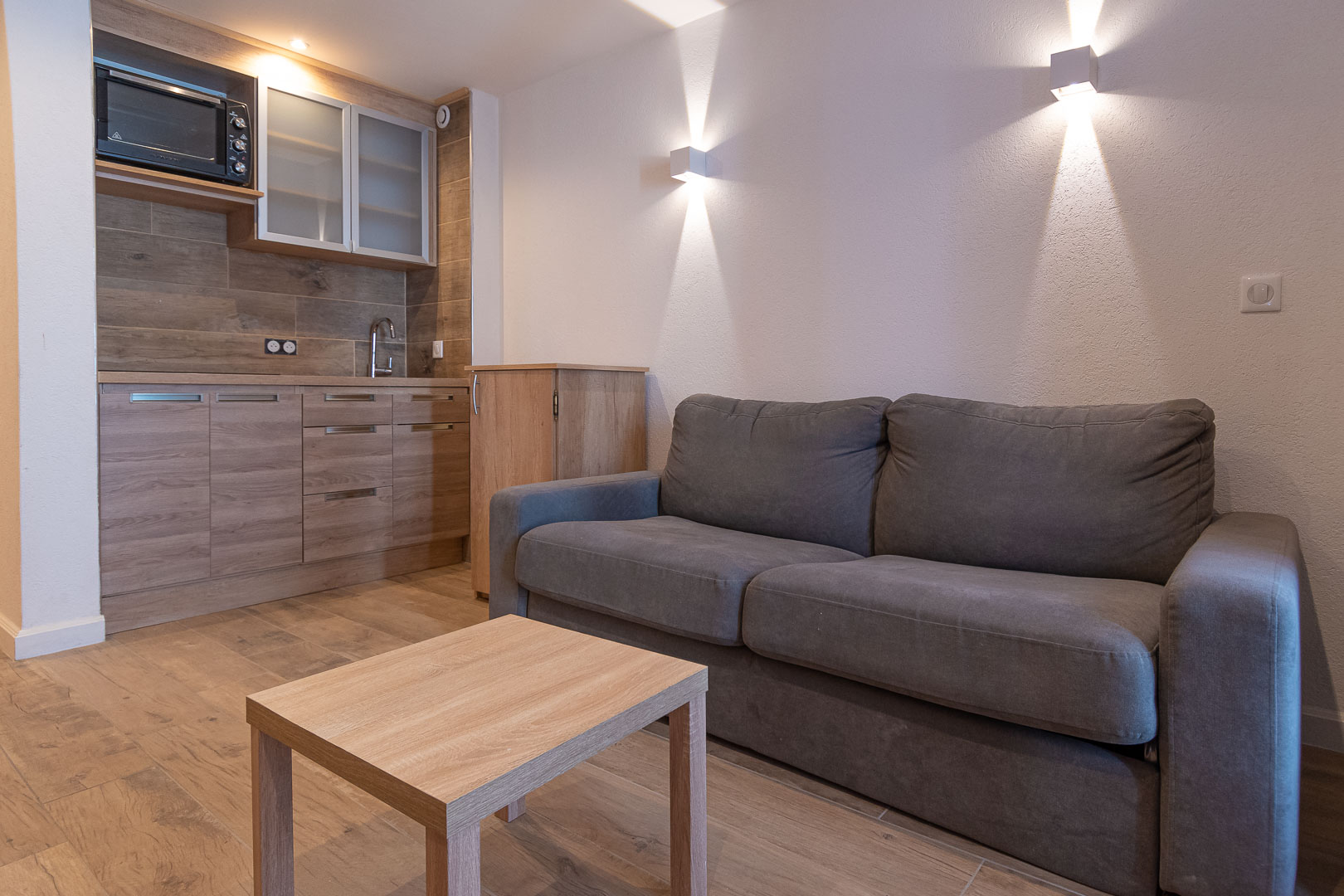 Beautiful new studio apartment Bozel – THE 3 VALLEYS