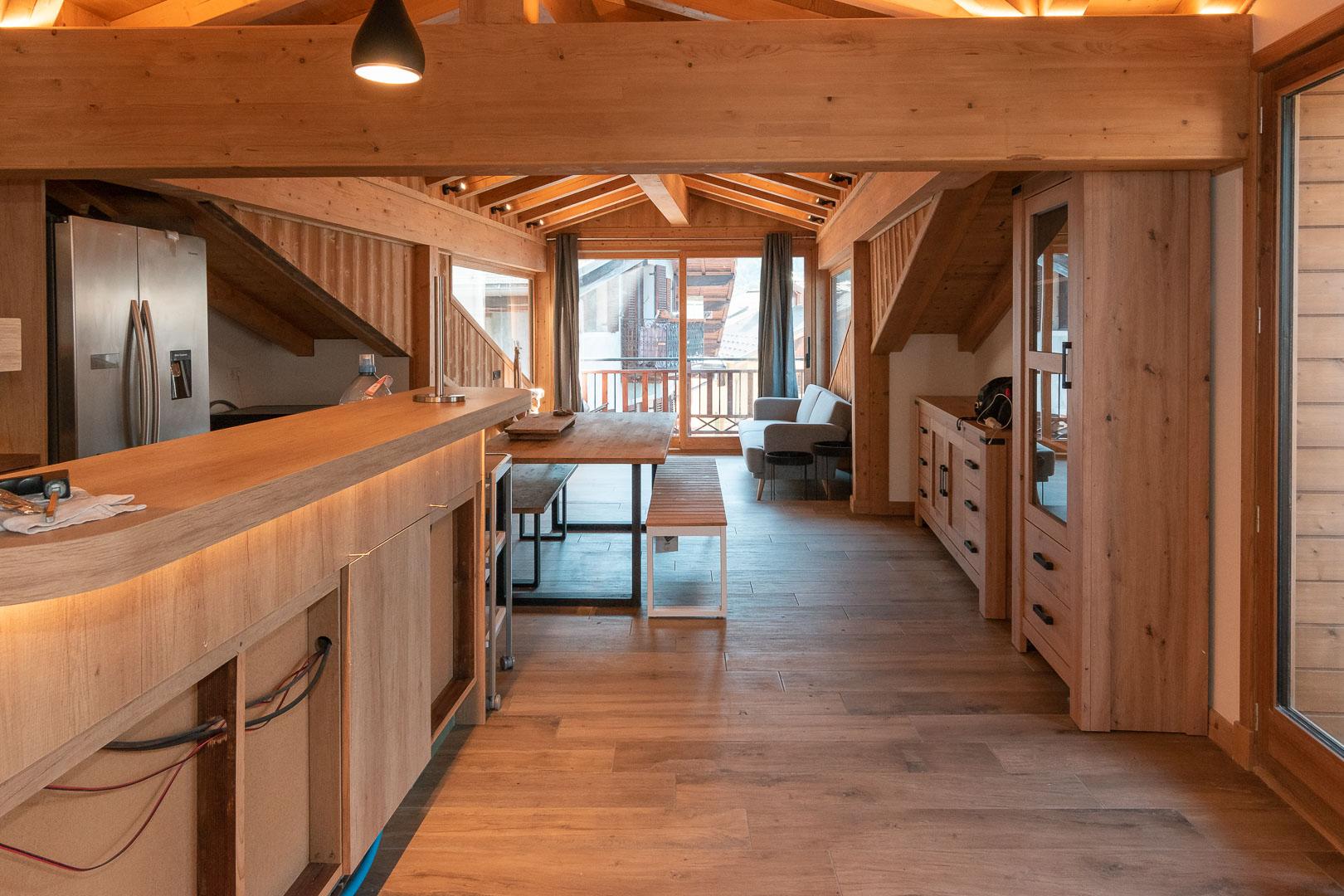 Fantastique appartement neuf Bozel – LES 3 VALLEES